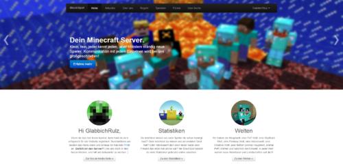 Blockspot - Website ab September 2013