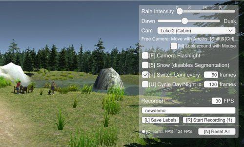Masterarbeit - Grafische Bedienungsoberfläche der Simulation