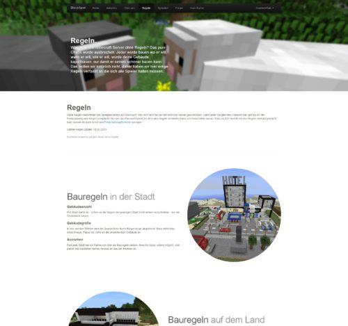 BlockSpot - Regeln