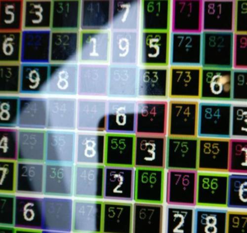 Sudoku Ergebnis